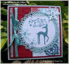 Dasher Gift Card Holder by JoBear2 - Cards and Paper Crafts at Splitcoaststampers