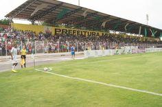Estádio Passo das Emas - Lucas do Rio Verde (MT) - Capacidade: 10 mil - Clube: Luverdense