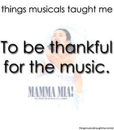 #35 from Mamma Mia!