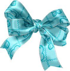 Mariposa azul Bow Clipart, Bow Wallpaper, Ribbon Bows, Ribbons, Boxes And Bows, Scrapbooking, Shades Of Turquoise, Scrapbook Embellishments, Dressmaking