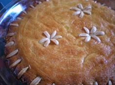 This is Boterkoek (Dutch Buttercake) just like my Oma (grandma) used to make. She passed away over a year ago now and I really started to crave it. I hope you like it as much as I did growing up! Amish Recipes, Sweet Recipes, Cake Recipes, Dessert Recipes, Cooking Recipes, Dutch Desserts, German Recipes, Dessert Food, Sweet Desserts