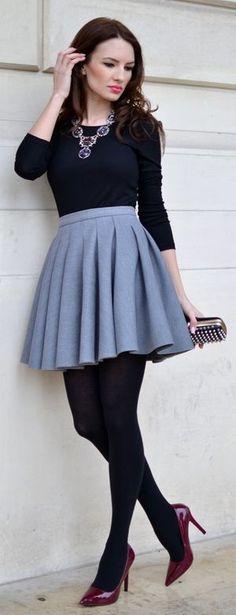 Grey Shades by My Silk Fairytale
