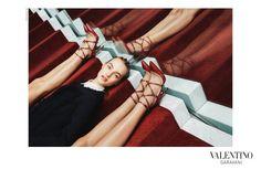 Valentino pre-fall 2015 advertisement