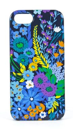 Vera Bradley Frame Case for iPhone 5  Make it snappy! Encase your iPhone 5 in a colorful, one-piece Snap On Case. The glossy, hardshell design attaches easily to the back of your iPhone for scratch protection - in a snap.