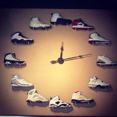 Air Jordan time