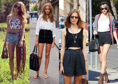 We LOVE cintura alta!! - Moda it