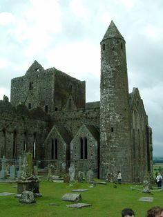 Rock of Cashel-Ireland.  These photos don't do it justice.