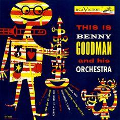 The jazz covers of Jim Flora Cd Album Covers, Classic Album Covers, Music Covers, Vinyl Cafe, Pochette Album, Album Cover Design, Photocollage, Rca Records, Jazz Blues