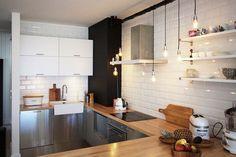 Scandinavian home in Poland / Blog La petite fabrique de rêves