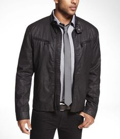 2f2178c2ed3 ExpressMen coat. Jeffrey Paul · My Style