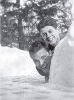 Lem Billings, Jack Kennedy's best friend.