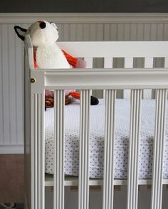 Heirloom crib that converts to a toddler bed and headboard for a full size bed. Handmade by McIntyre Furniture, LLC. 📷 edits by Cribs, Toddler Bed, Skyline, Instagram Posts, Handmade, Furniture, Home Decor, Cots, Child Bed