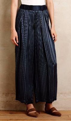 Lumen Silk Wide-Legs