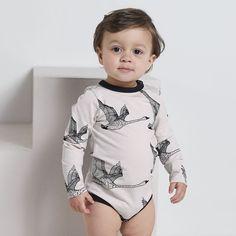 JOUTSEN vauvan body, koivu - musta | NOSH verkkokauppa | Tutustu nyt lasten syksyn 2017 mallistoon ja sen uuteen PUPU vaatteisiin. Ihastu myös tuttuihin printteihin uusissa lämpimissä sävyissä. Tilaa omat tuotteesi NOSH vaatekutsuilla, edustajalta tai verkosta >> nosh.fi (This collection is available only in Finland)