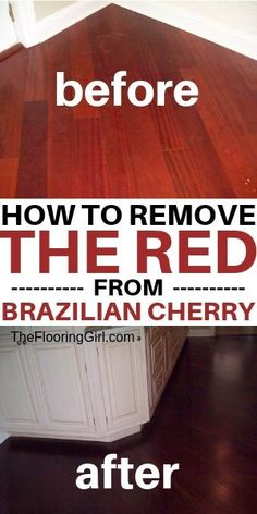 How to remove the red from Brazilian Cherry How to remove the red from Brazilian Cherry Debbie Gartner The Flooring Girl Hardwood Flooring theflooringgirl Hardwood Flooring nbsp hellip hardwood Flooring Living Room Hardwood Floors, Refinishing Hardwood Floors, Engineered Hardwood Flooring, Diy Flooring, Brazilian Hardwood, Cherry Wood Floors, Brazilian Cherry Floors, Mahogany Flooring, Houses