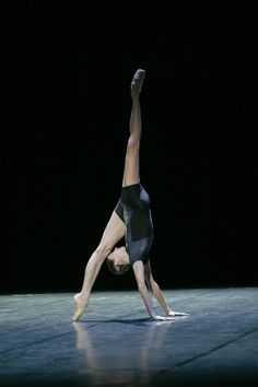 Marie-Agnès Gillot, of Paris Opera Ballet. Superb!