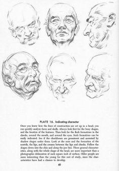 036 | Anatomy References for Artists via PinCG.com