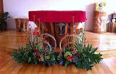 플라워경진대회에 대한 이미지 검색결과 Modern Flower Arrangements, Floral Centerpieces, Holidays And Events, Christmas Wreaths, Planter Pots, Traditional, Holiday Decor, Flowers, Home Decor
