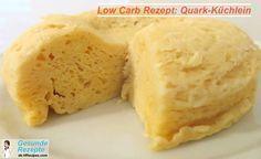 Mal machen!!!Low-Carb-Quark-Küchlein