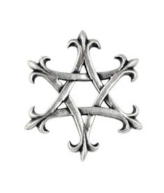 Used Sterling Silver Jewelry Sunflower Jewelry, Star Of David Pendant, Vampire Hunter, Celtic Knot, Silver Stars, Sterling Silver Jewelry, Well Well, Tattoo Ideas, Knowledge