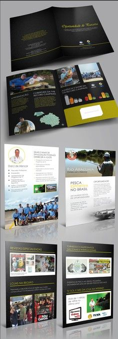 24 best sponsorship brochure ideas images on Pinterest | Brochure ...