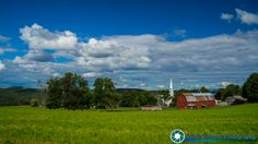 Soon this view will be filled with fall foliage. #Vermont #vermont #newenglandphotography #newengland #landscape #newengland_photography #ScenicVermontPhotography #ScenicVermont  Feel free to visit my website - http://ift.tt/2aTNg7U