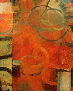 "Rumi's Field        2010      Acrylic on canvas      60"" x 48"""
