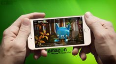 Amazon.com, Inc. Allows User To Watch HD Content Through Cell Networks