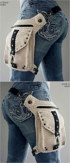 Wonderful crochet ideas for bags and household items - Diy Rustics - St . - Wonderful crochet ideas for bags and household items – Diy Rustics – knitting is as easy as - Crochet Diy, Crochet Amigurumi, Crochet Gifts, Crochet Shawl, Crochet Stitches, Crochet Ideas, Crochet House, Crochet Things, Crochet Handbags