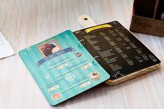 Suegra sabores caseros  by MANTRA Branding, via Behance
