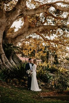 Sophisticated Outdoor Byron Bay Wedding