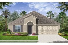 Harrington by Lennar at The Estates at Wilson Preserve