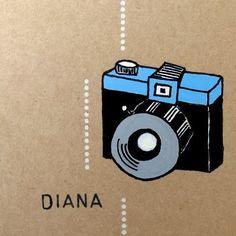 Diana Mini - http://shop.lomography.com/cameras/diana-f-cameras/diana-mini-cameras/diana-mini