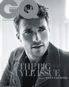The 30-year-old actor confessed to GQ Australia:'I've lost friends before; I've lost some great friends. But, I had never lost someone I had been really intimate with, you know, like in that way, in a relationship'
