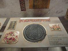 Coptic tunic fragments