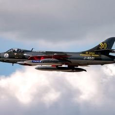 'Hawker Hunter ' by Andrew Harker Swiss Air, Hunter S, Aeroplanes, Military Aircraft, Great Britain, Air Force, Fighter Jets, Aviation, Around The Worlds