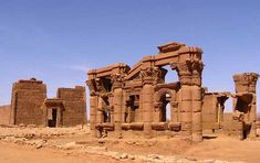 Nubia, Africa - Ancient Meroë