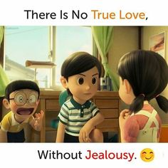 there is no true love without jealousy quotes