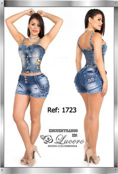 Curvy Outfits, Short Outfits, Sexy Outfits, Sexy Dresses, Cool Outfits, Fashion Outfits, Womens Fashion, Sexy Jeans, Sexy Shorts