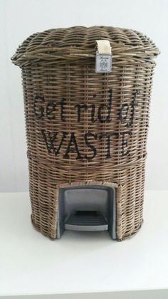 Wicker Baskets, Rattan, The Hamptons, Sweet Home, Wood, Kitchen, Home Decor, Style, Wicker