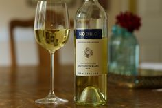 Nobilo Sauvignon Blanc, can't drink enough! Def my fav white