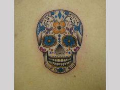 tattoo mexican skull 25 Splendid Mexican Skull Tattoo Designs