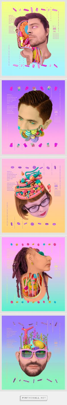 Cabezas Osopez on Behance. Graphic Design Tips, Communication Design, Poster Ideas, Typography Prints, Art Direction, Logo Branding, Infographics, Commercial, Behance