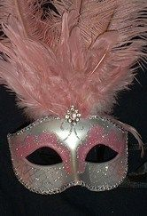 Mask idea for prom.