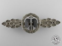 An Early Luftwaffe Short Range Day Fighter Clasp;