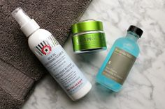 New cleansers to try