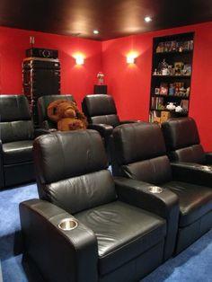 home theater floor lighting. Floor Lights / Blue   For The Home Pinterest Lights, Trim And House Theater Lighting