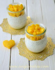 Zdravé raňajky na dnešné ráno. Včera mi pri nákupe padlo to oka mango, tak som večer pripravila túto pochúťku a ráno sme si ju už vychutnávali. Budeme potrebovať: 400 ml kokosového mlieka 4 lyžice …