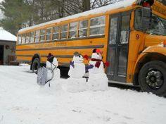 Snow Kids @ The Bus Stop