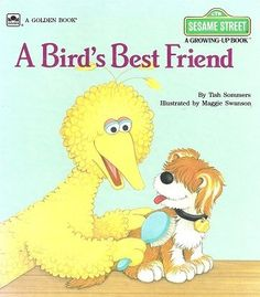 A Bird's Best Friend by Tish Sommers